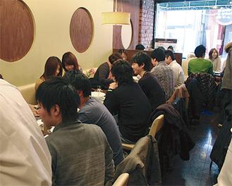各会場が満員になるほどの参加者が集まった