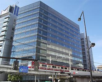 商議所新会館が入る川崎フロンティアビル