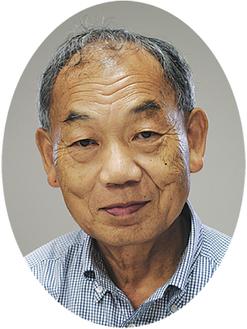 会長 柏木靖男さん