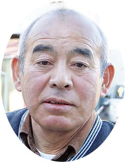 会長 藤田昭夫さん