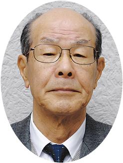 会長 松崎哲雄さん