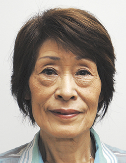 会長 松田 千恵子さん