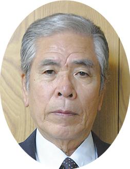 会長 内田 義一さん