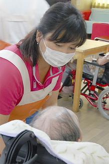 利用者と介護する家族のことを考えたサービスを提供