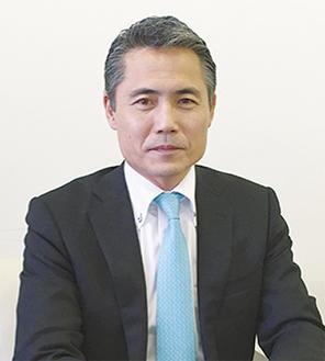 代表の橋本さん