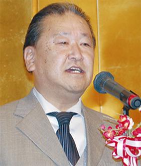 持田知介会長