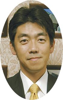 「気軽にご相談ください」田中 伸一代表取締役