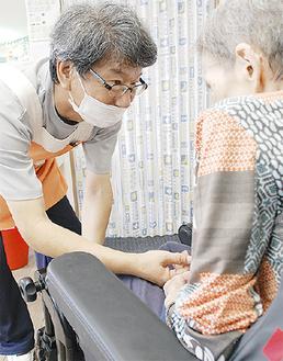 利用者と介護する家族に寄り添うサービスを提供