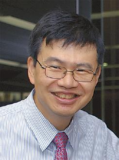 岡野栄之教授