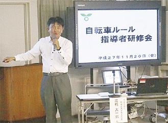 講師の高橋さん
