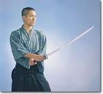 殺陣剣術を習い地域のイベントでも活躍中
