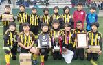 プリンス杯優勝の久本SC