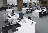県立川崎図書館が再開館