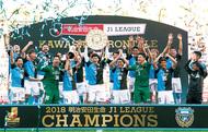 歓喜のリーグ2連覇