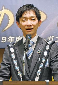 大澤理事長