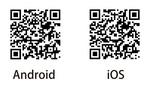 アプリダウンロード用QRコード