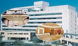 区民にとってはホテルやレストランが馴染み深い「KSP」(坂戸)