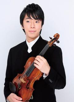 NHK交響楽団でも活躍する倉冨亮太氏の演奏が楽しめる