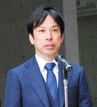 目標を語る前田監督