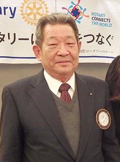 中村一郎会長