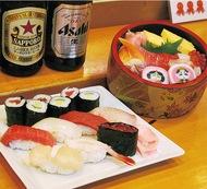 お寿司で祝うひな祭り