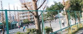 高津区内の公園は、どこも子ども達の元気な声が響いている(写真と本文は直接関係ありません)