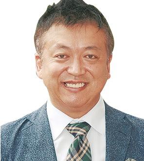 新会長に就いた大嶋基照氏