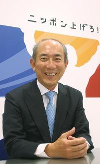 松藤展和代表取締役