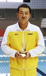 抜群の競技力でチーム優勝の原動力となりMVPを獲得した斉藤選手