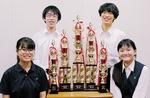 左から加来さん、仁村さん、増田さん、香川さん