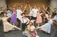 「プペル」バレエで表現