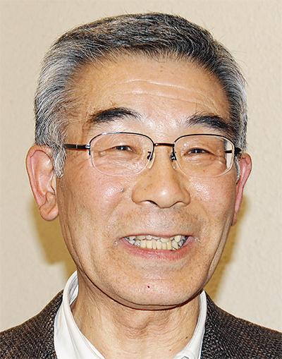 梅山 典男さん