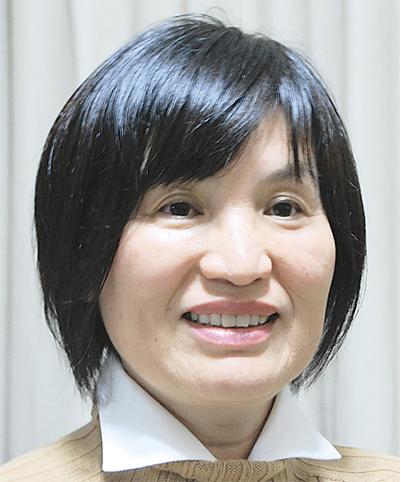 小俣 奈理子さん