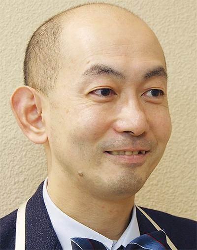 鈴木 淳さん