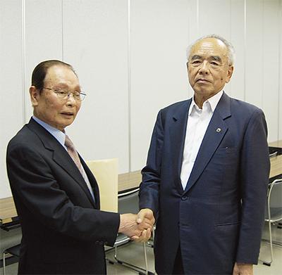 新会長に吉崎隆男氏
