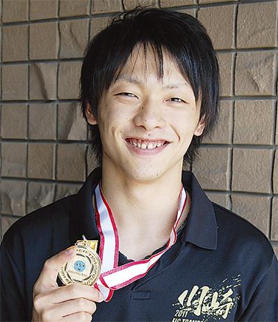 川崎の選手 初の優勝
