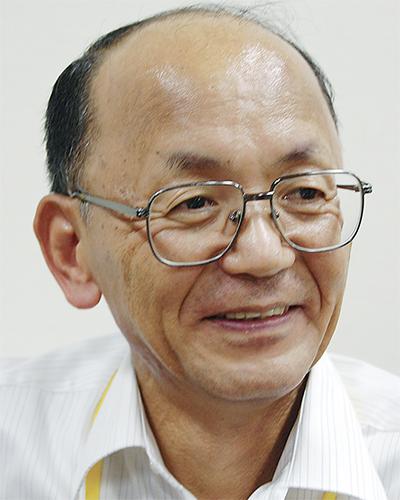 岡田 則男さん