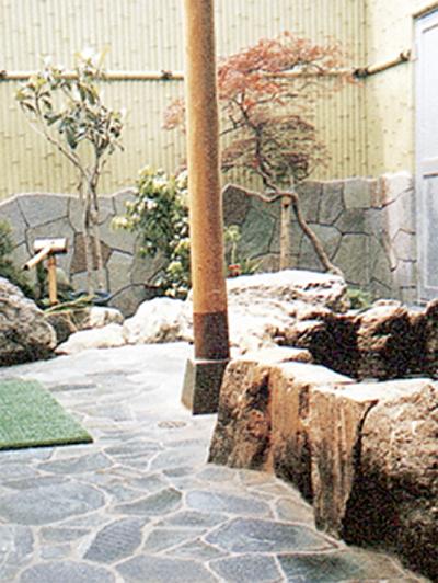 憩いの千年温泉