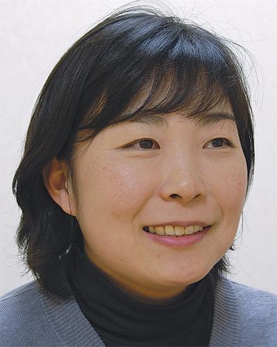四谷 美智子さん