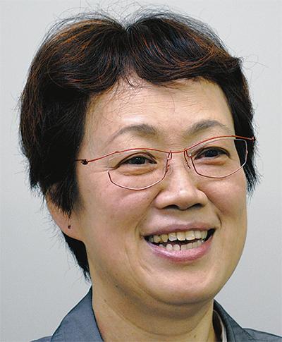 諏佐 裕子(すさ ゆうこ)さん