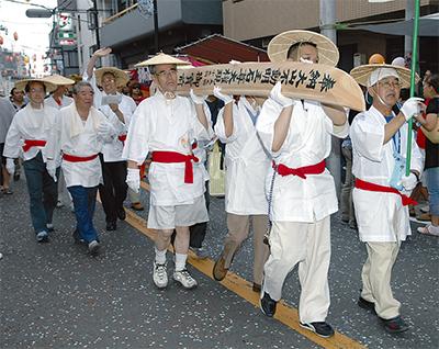 区民祭 今年から再開
