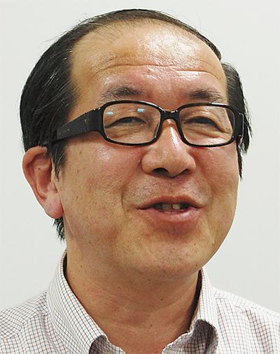 角田 仁さん