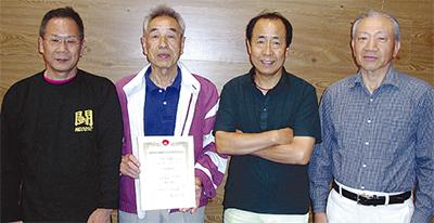 4種目で日本新記録