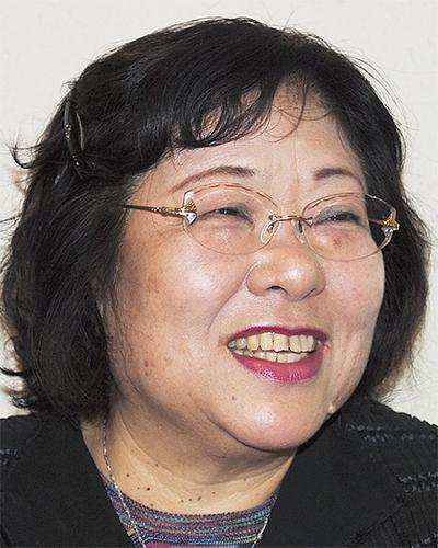 関 和子さん
