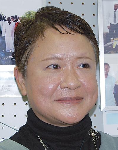 若林 恵子さん
