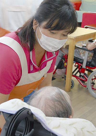医療連携で在宅介護を支援