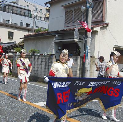 高津区民祭、40回の節目