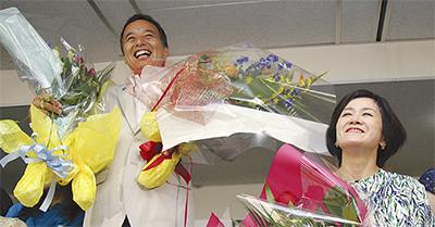 高津も島村氏が最多得票