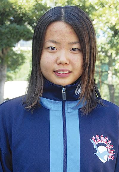西尾さんが金メダル獲得
