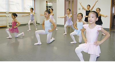 クラシックバレエes第5回発表会